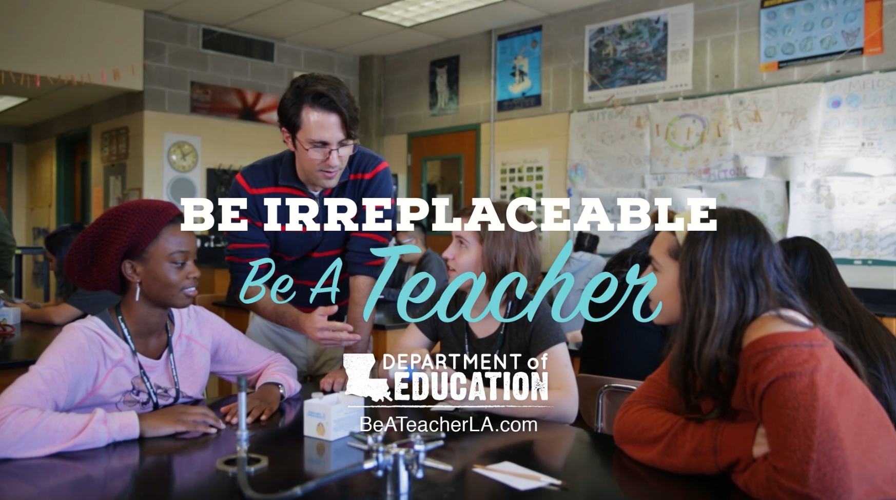 Image for Zehnder Helps the Louisiana Department of Education Prove How Teachers are Irreplaceable