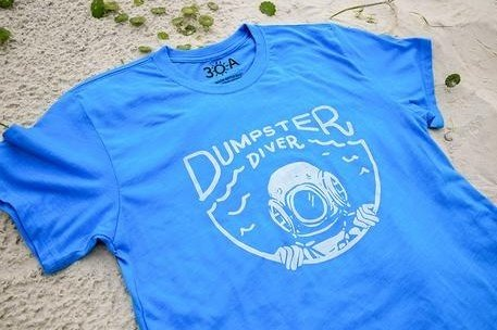 Zehnder Helps Launch 30A Dumpster Diver™ Apparel Line