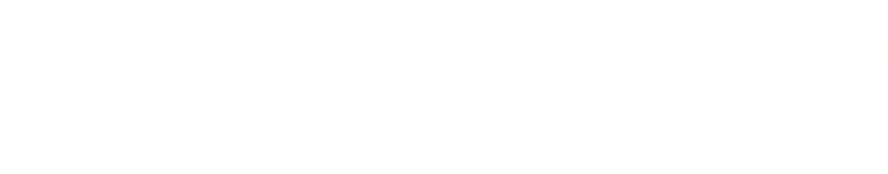 DuPage Medical Group logo.