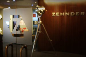 Zehnder Included in Inc. 5000 Fastest-Growing Private U.S. Companies for 2014